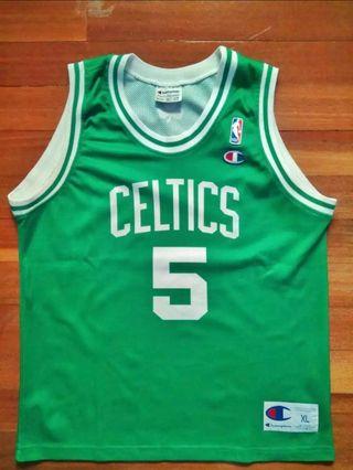 Camiseta de baloncesto NBA Boston Celtics