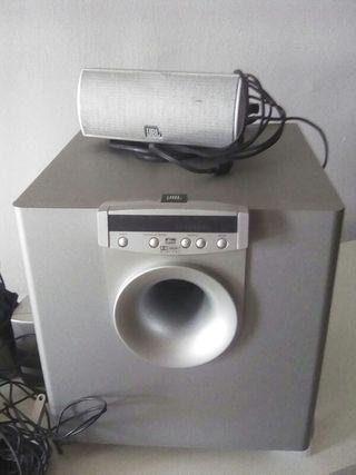 equipo de sonido surround
