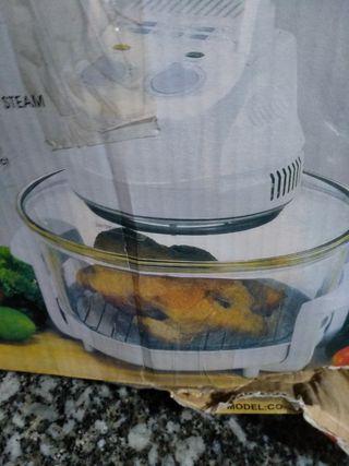horno convencional sin estrenar