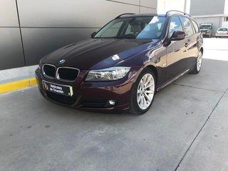 BMW SERIES 3 fam. 318D TOURING 5P MAN 6V