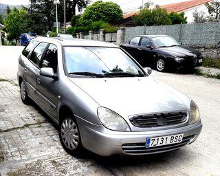 "Citroen Xsara 2002 ""Piezas"" Funciona motor."