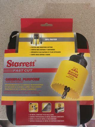 Coronas Starrett