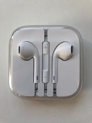 Auriculares Earpods Apple originales mini jack