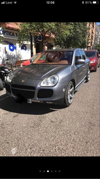 Porsche Cayenne 4.5 V8 Turbo 2004 opción GLP