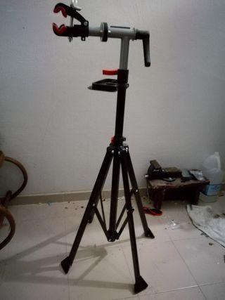 soporte para bicicleta.