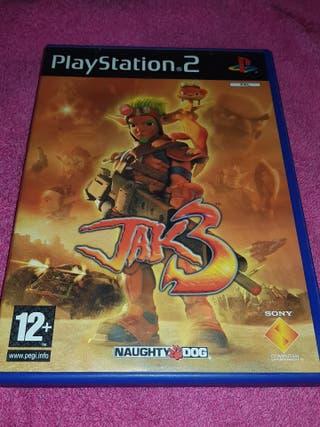 ps2 jak 3 completo