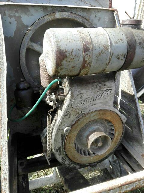 Hormigoneras de gasolina