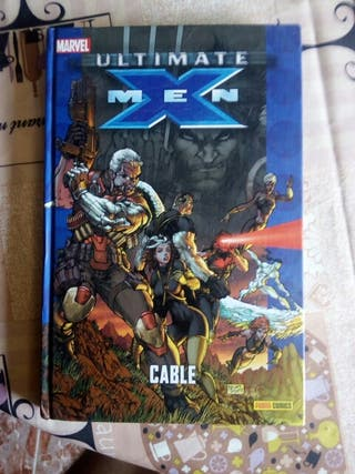 Ultimate X Men (Cable-12)