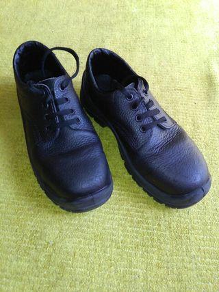 zapatos seguridad 36