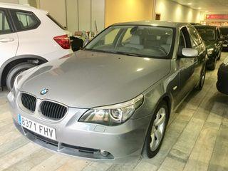 BMW SERIE 520 diesel 2007 120mil km