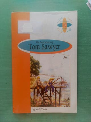 Libro Tom Sawyer