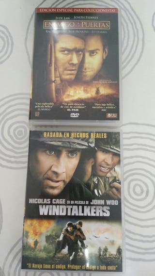 PELICULAS DVD.