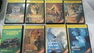 DOCUMENTALES DVD.