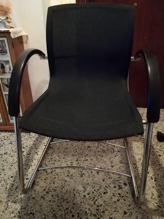 Sillas de oficina cómodas de segunda mano en Barcelona en WALLAPOP