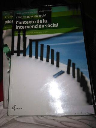 Libro Contexto de la intervención social