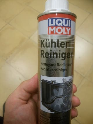 liqui moly 3320 limpiador refrigeracion radiador