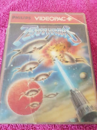 philips videopac terrahawks completo