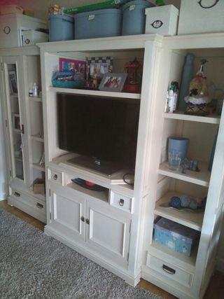 Muebles de salon.
