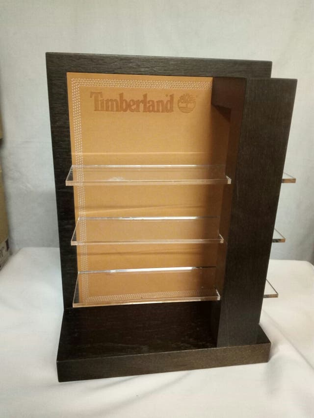Expositor Timberland