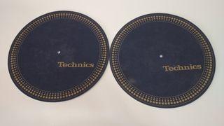 Deslizadores tocadiscos Technics
