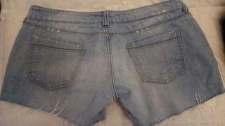 shorts vaqueros /38