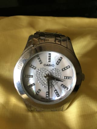 Reloj casio original corazon