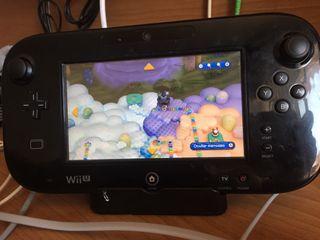 Wii U y juegos 4 mandos pack