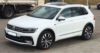 Volkswagen tiguan 2017 SPORT R-line.