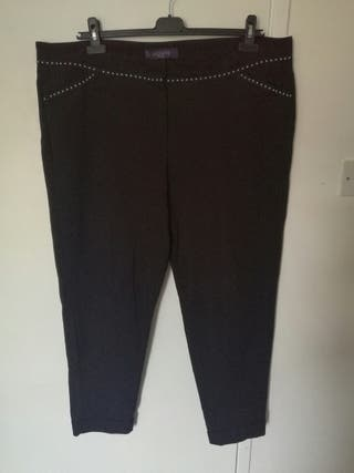 Black trousers size 20