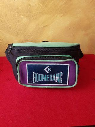 riñonera boomerang