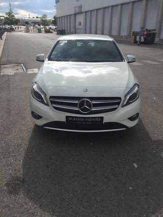 Mercedes-benz Clase A 180 cdi del 2014