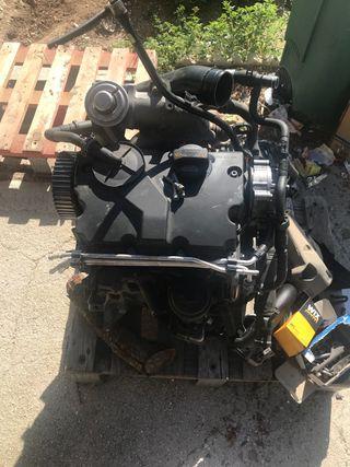 Despiece motor polo tdi BNM