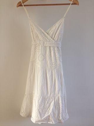 Vestidos blanco de tirantes