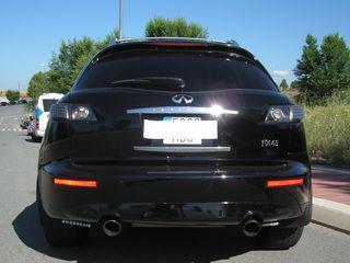 Infiniti FX45 2007 Hibrido