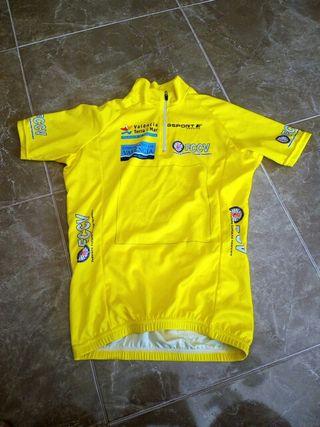 maillot bicicleta gsport