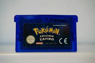 Pokémon zafiro para Game Boy Advance