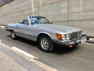Mercedes-Benz SL 380 AÑO 1982