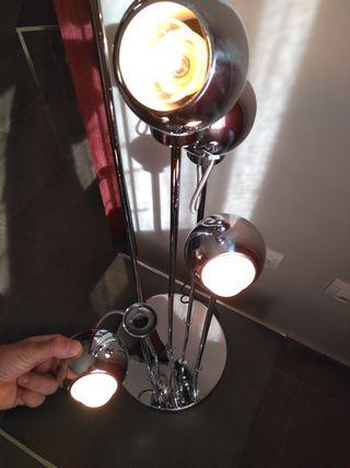 lámpara de mesa vintage DG ESTUDIOS