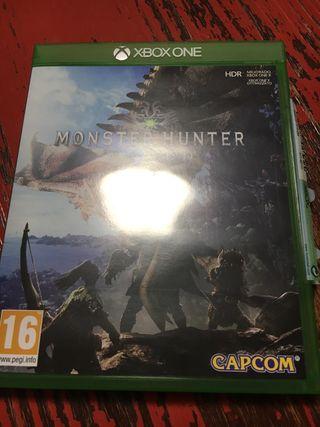 Monster hunter World edición especial con pines