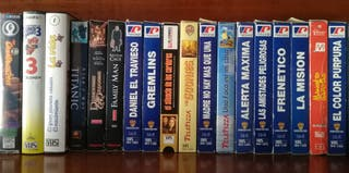 Pack de 34 películas clásicas