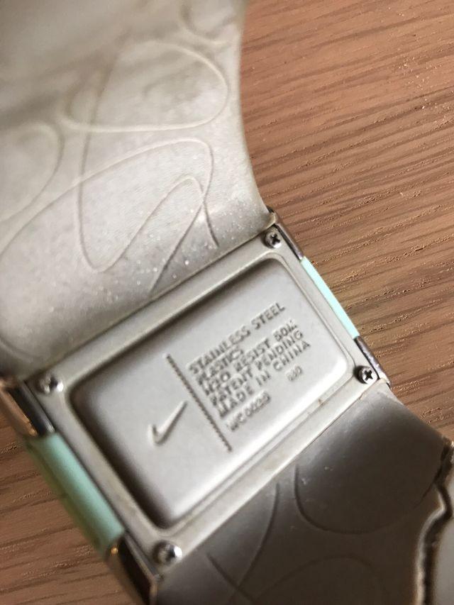 Reloj de pulsera Nike