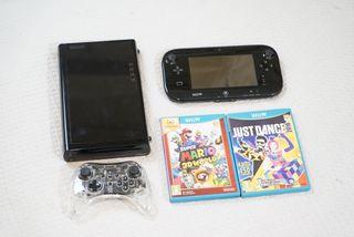 Wii U+ Juegos