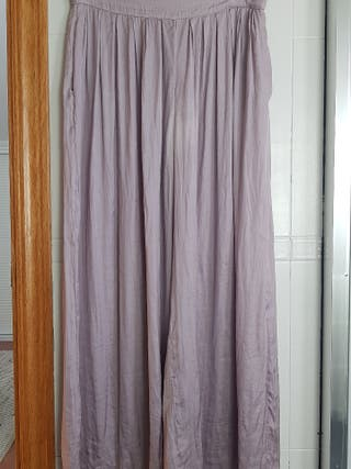 pantalon palazzo talla 42