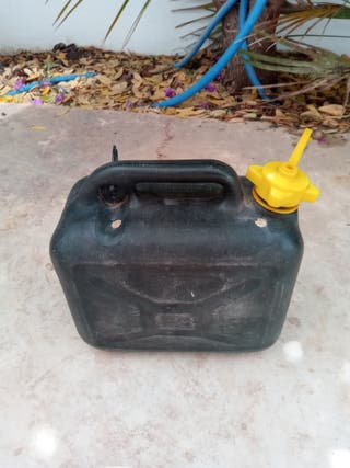 Deposito combustible portátil 5lts