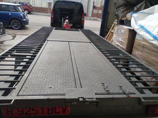 alquiler de remolques 50€ (24h) de 750kg a 2500kg