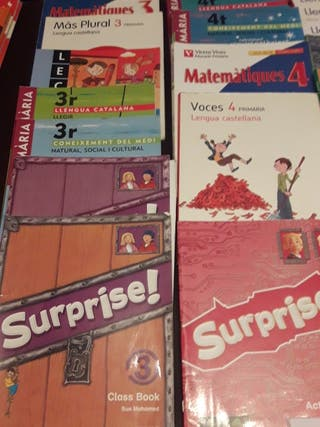 libros primaria precio unidad