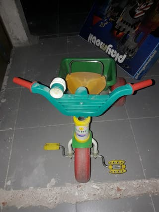 triciclo de los 80