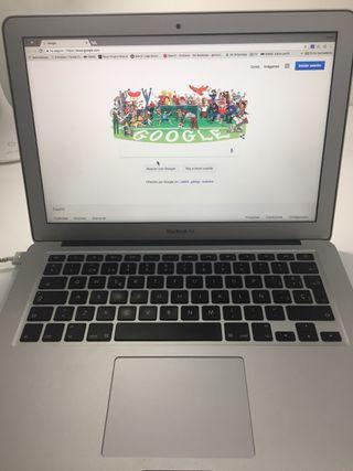 Ordenador MacBook air 13. Perfecto estado