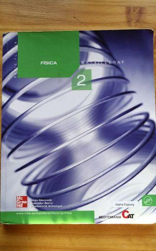 Libro física 2° Bachillerato.