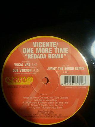 vinilo hardstyle vicente Redada